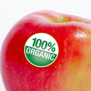 100% Biologisch voedsel