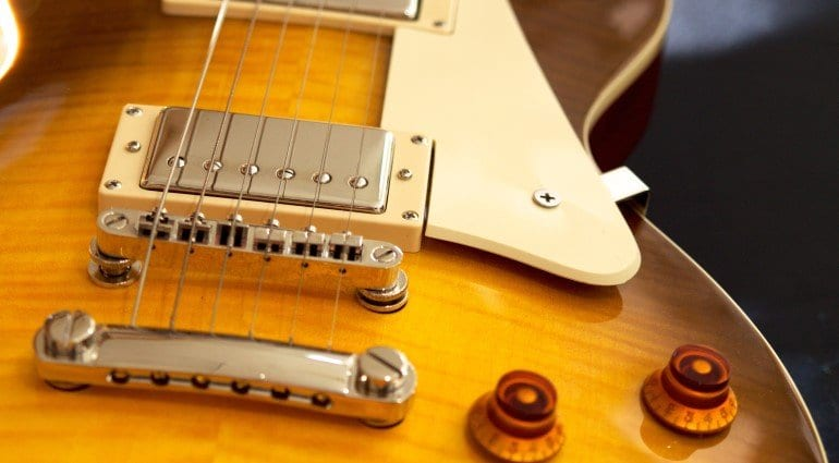 10 Things You Didn't Know About The Les Paul | t blog