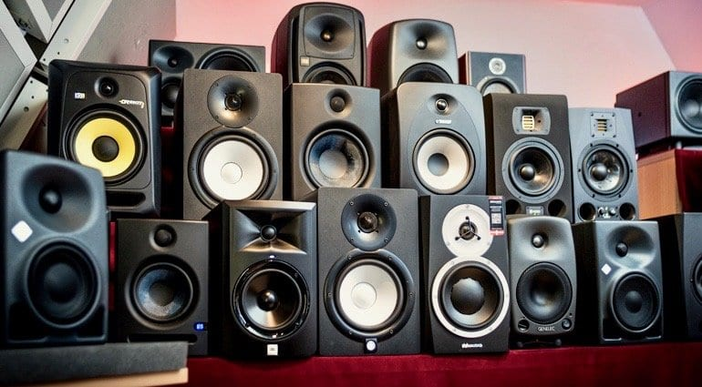 Image result for studio monitors