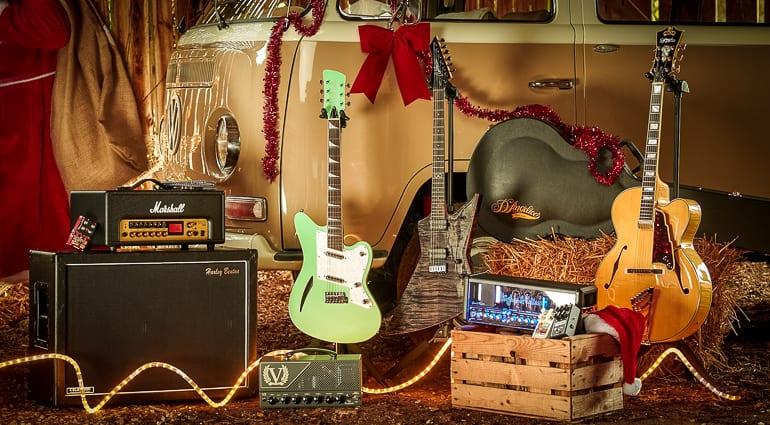 electric guitar gift ideas. Black Bedroom Furniture Sets. Home Design Ideas