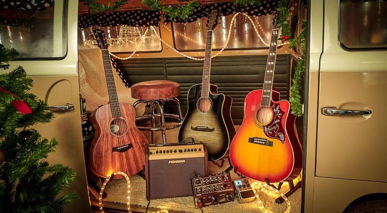 acoustic guitar gift ideas. Black Bedroom Furniture Sets. Home Design Ideas