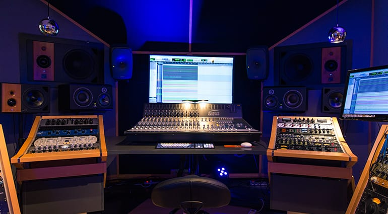 Cabling Your Home Studio | t blog