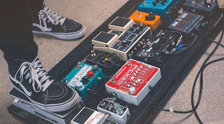The essential guitar pedals: a beginner's guide | t blog