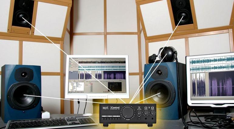 raccorder des moniteurs de Studio à l'interface da datant vérités dans 2009
