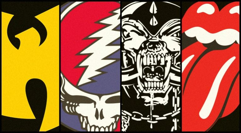 Quiz – Guess the Band Logos!