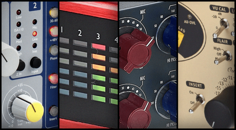 Quiz – How well do you know your Mic Preamps?