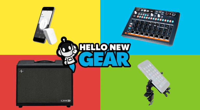 Hello New Gear - Agosto 2018