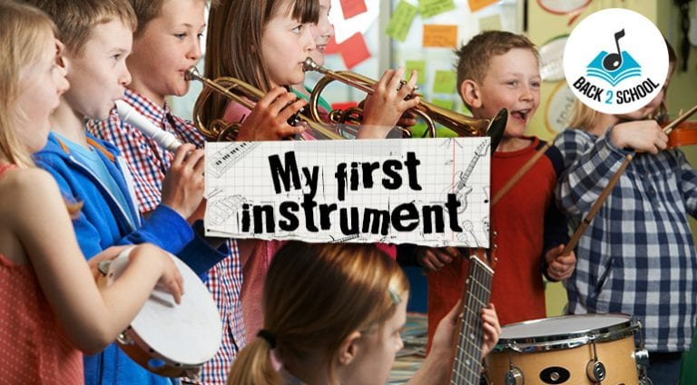 My First Instrument - Pre-School