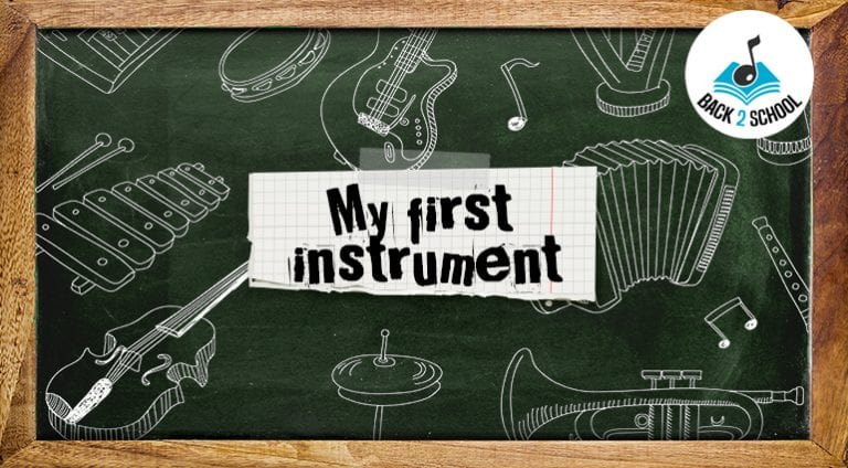 My First Instrument - Elementary School
