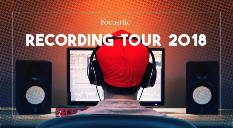 Focusrite Recording Workshop 2018