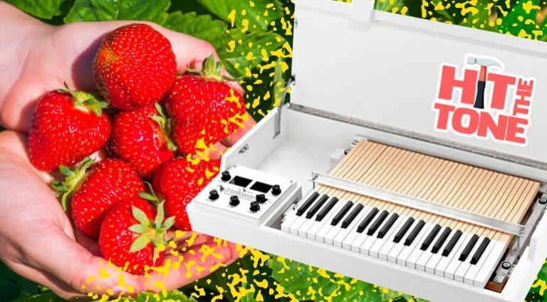 HIT THE TONE : STRAWBERRY FIELDS FOREVER – MELLOTRON
