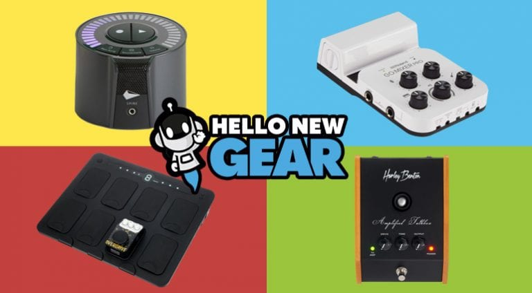 Hello New Gear - September 2018