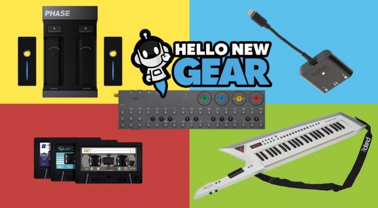 Hello New Gear – Oktober 2018