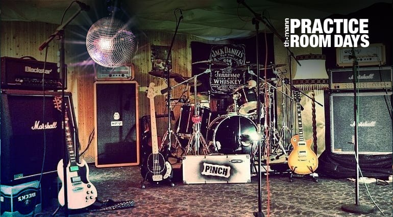 Hook up elektronische drums rockband