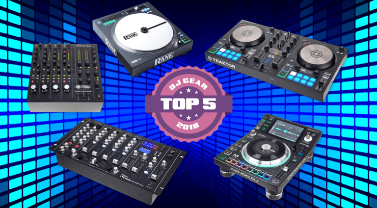 Top 5 DJ Products 2018
