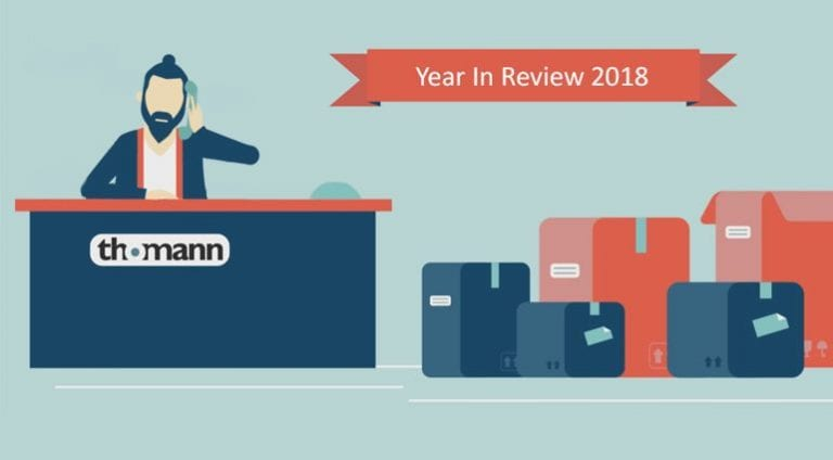 THOMANN 2018 - THE YEAR IN REVIEW