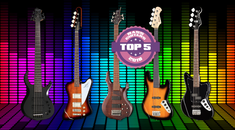 Top 5 Basses of 2018
