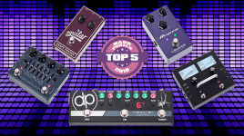 In what order do we connect the effect pedals?   t blog