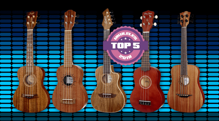 Top 5 Ukuleles of 2018