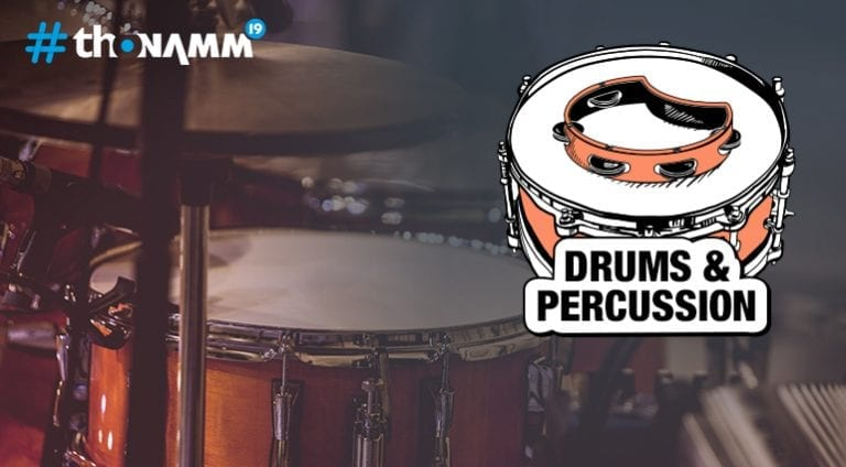 Drums & Percussion – NAMM News!