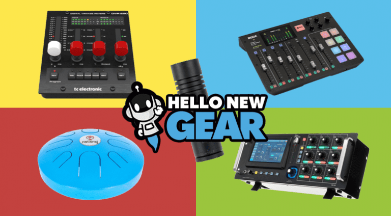 Hello New Gear - January 2019