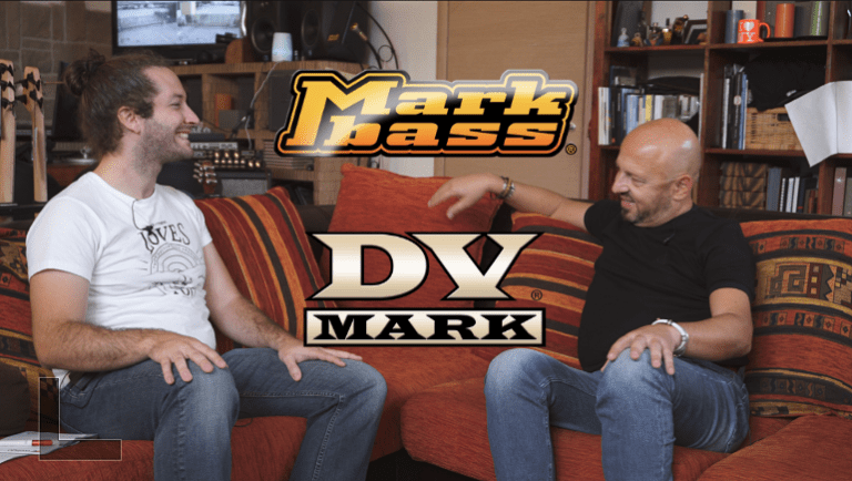 MarkBass and DVMark Factory Tour!