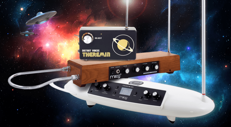 9 facts about the theremin