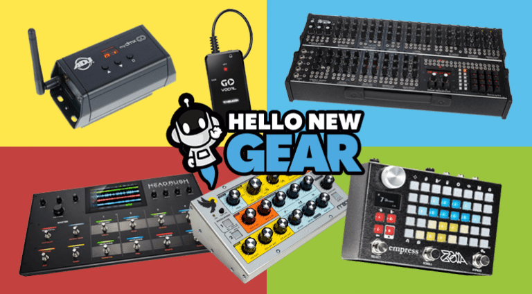 Hello New Gear - May 2019