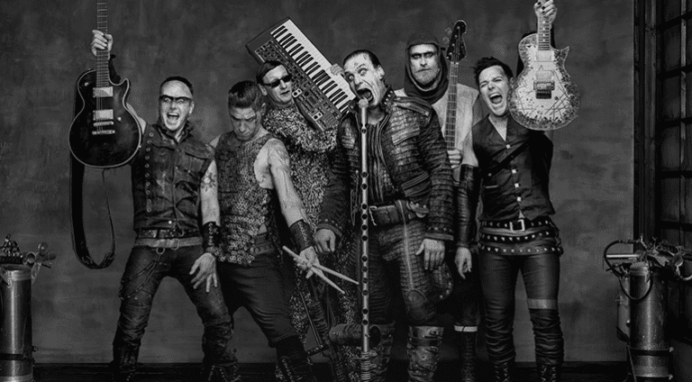 The Rammstein Quiz - Band & Gear Trivia!