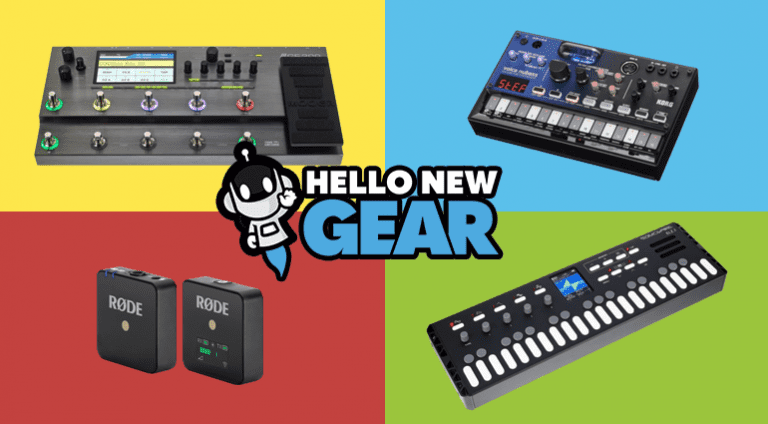 Hello New Gear - June 2019  Kopieren