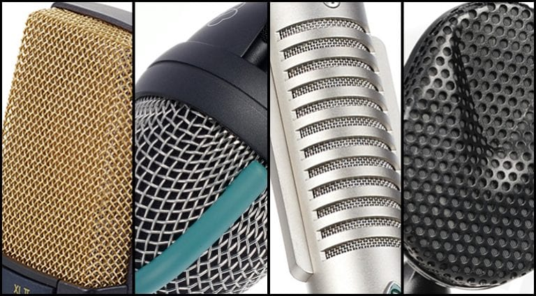 Quiz - How well do you know these classic studio mics?