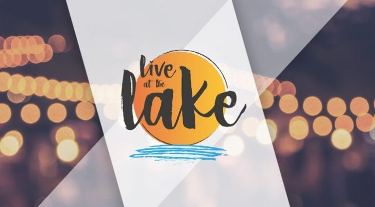 LIVE AT THE LAKE – Thur. Aug. 22 at 19:45 on YouTube