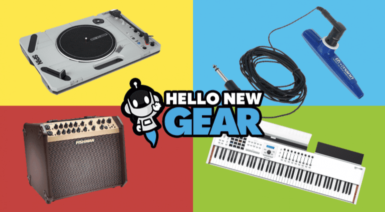 Hello New Gear August 2019