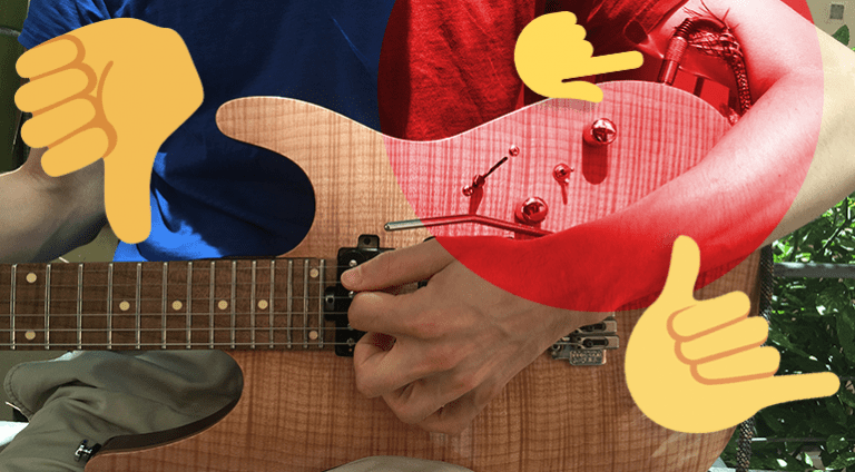 10 struggles for left-handed musicians