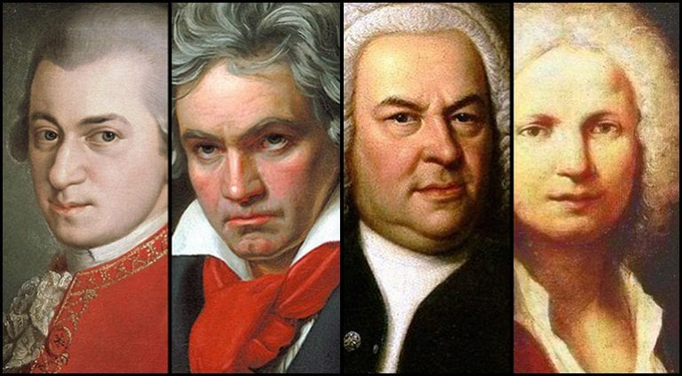 Quiz: Name the composers of these famous classical works!