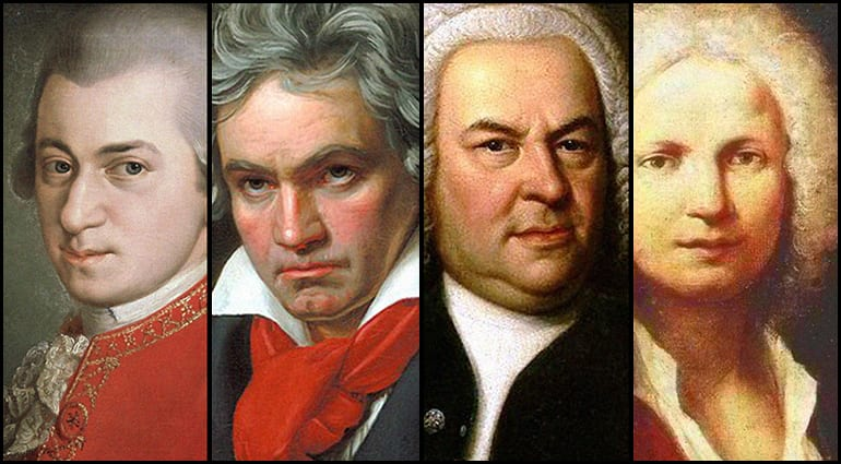 Quiz: Name the composers of these famous classical works
