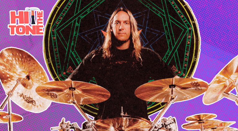 Hit The Tone! Tool's Danny Carey