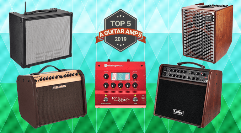 Top 5 Acoustic Guitar Amps of 2019