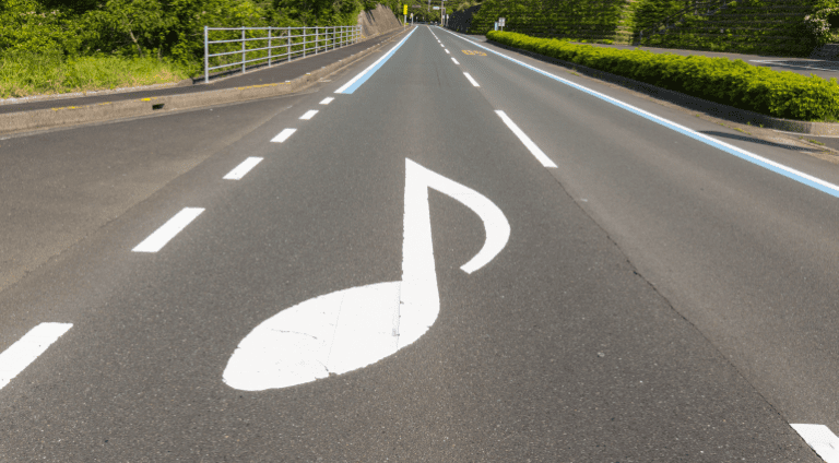 Musical Roads - Melodies on the go