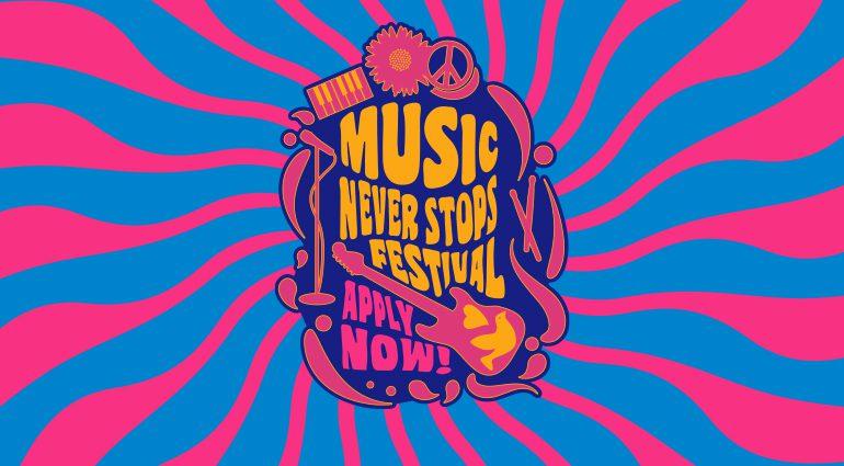 Music Never Stops Festival