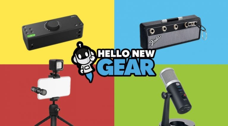 Hello New Gear – Januar 2021