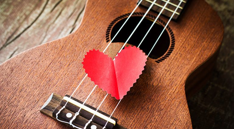 Valentine's Quiz - How much do you love your musical instrument?