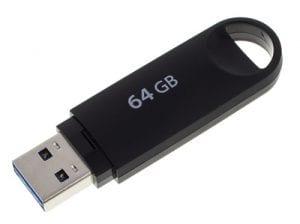 the t.pc USB Stick 64 Gb
