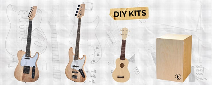 photo of 4 D I Y Kits