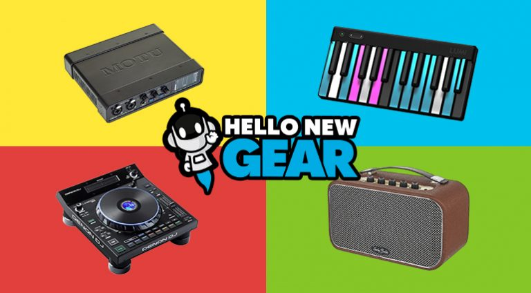Hello New Gear – mei 2021