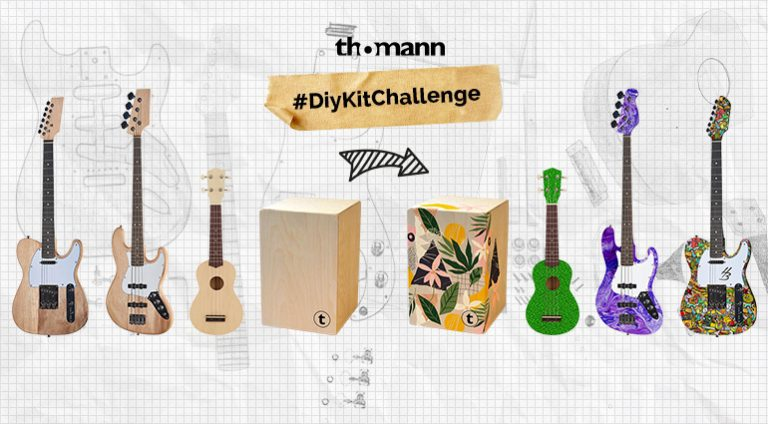 #DiyKitChallenge: design an instrument, win big prizes!