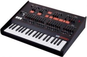 ARP Odyssey Synthesizer Kraftwerk thomann