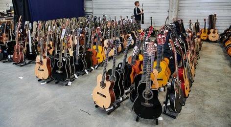 Flohmarkt Instrumente Gitarren Thomann Musik