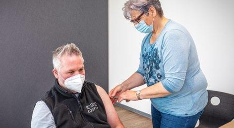 Impfung Corona Thomann