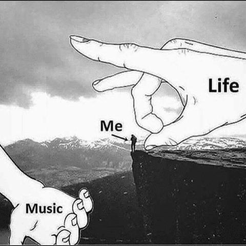 Meme Music Me Life